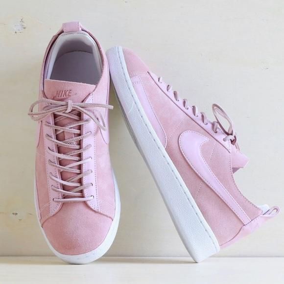 Nwb Nike Mens Blazer Low Prism Pink